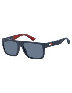Vista desde la diagonal izquierda de las gafas de sol Tommy Hilfiger: 1605/S col. IPQ KU.