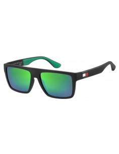 Vista desde la diagonal izquierda de las gafas de sol Tommy Hilfiger: 1605/S col. 3OL Z9.