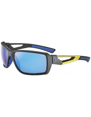 Vista desde la diagonal izquierda de las gafas deportivas: Cebé Shortcut 5.