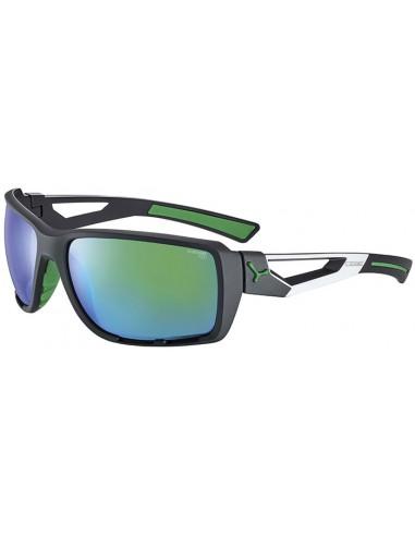 Vista desde la diagonal izquierda de las gafas deportivas: Cebé Shortcut 1.