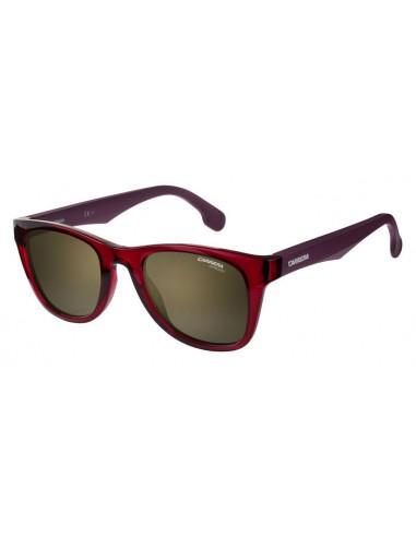 Vista desde la diagonal izquierda de las gafas de sol Carrera: 5038/S S85 70.
