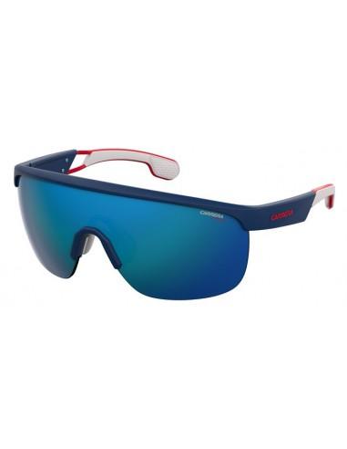 Vista desde la diagonal izquierda de las gafas deportivas Carrera:  4004 RCT W1.