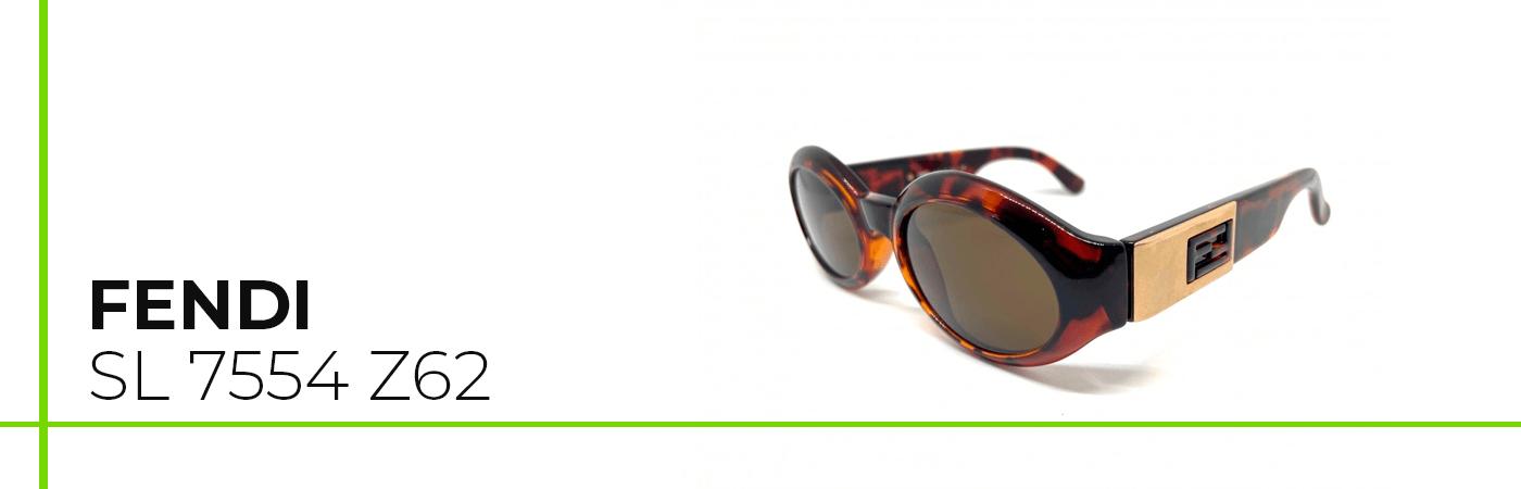 Fendi modelo de gafas de sol de mujer