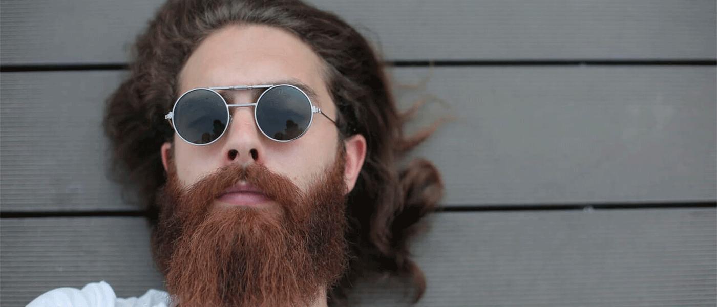 gafas de sol redondas para el estilo hípster